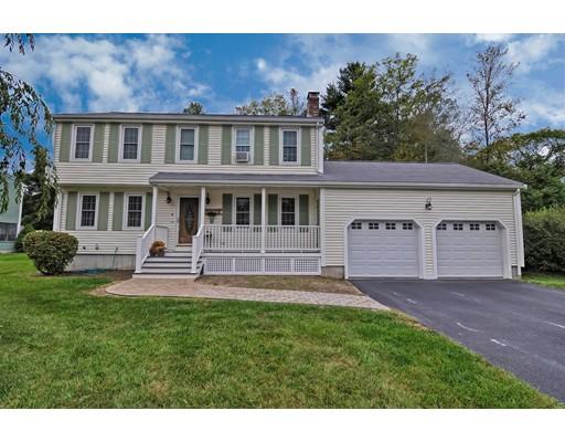 Частный односемейный дом для того Продажа на 4 CUTLER STREET 4 CUTLER STREET Hopedale, Массачусетс 01747 Соединенные Штаты