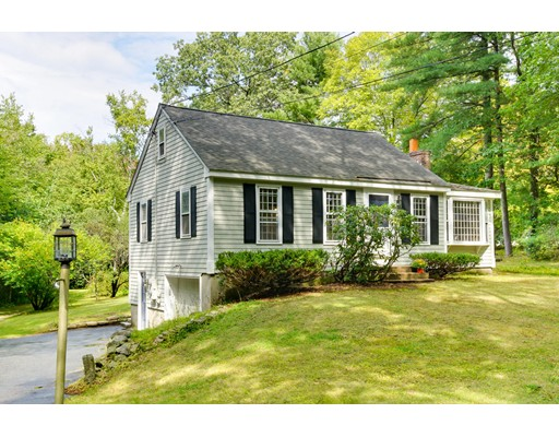 Single Family Home for Sale at 41 Parkerville Road Chelmsford, Massachusetts 01824 United States
