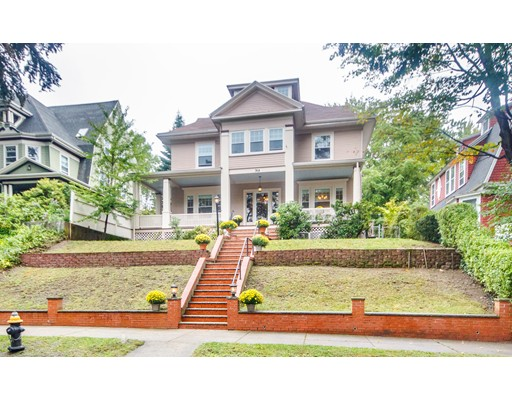 Casa Unifamiliar por un Venta en 364 Arborway Boston, Massachusetts 02130 Estados Unidos