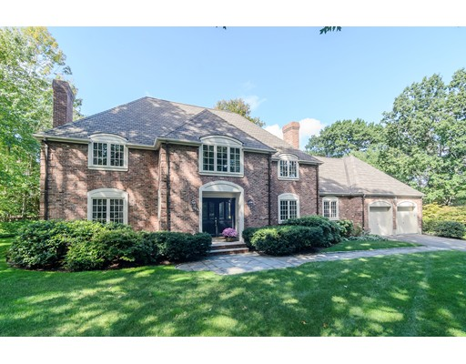 Single Family Home for Sale at 173 Forest Street Wellesley, Massachusetts 02481 United States