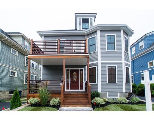 Maison unifamiliale pour l Vente à 482 Huron Avenue 482 Huron Avenue Cambridge, Massachusetts 02138 États-Unis