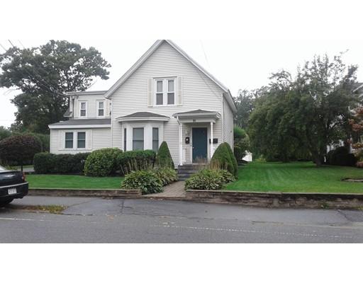 Single Family Home for Rent at 91 Union Street Leominster, Massachusetts 01453 United States