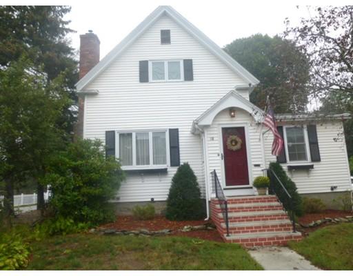 独户住宅 为 销售 在 18 School Street 18 School Street Mansfield, 马萨诸塞州 02048 美国