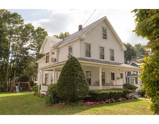 Single Family Home for Sale at 28 Phillips Street 28 Phillips Street Greenfield, Massachusetts 01301 United States