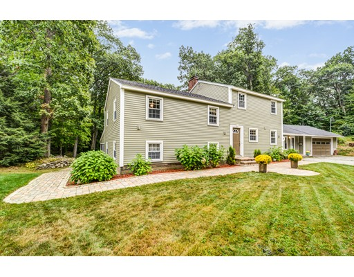 Single Family Home for Sale at 57 Raymond Street Holden, Massachusetts 01520 United States