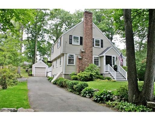 Single Family Home for Sale at 24 Granite Street 24 Granite Street Wellesley, Massachusetts 02482 United States