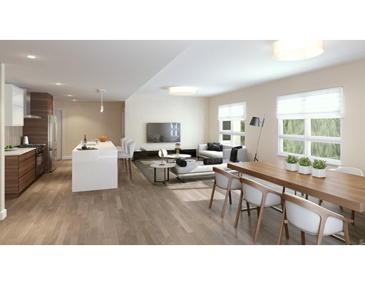 Townhouse for Rent at 40 Fisher Ave. #PH302 40 Fisher Ave. #PH302 Boston, Massachusetts 02120 United States