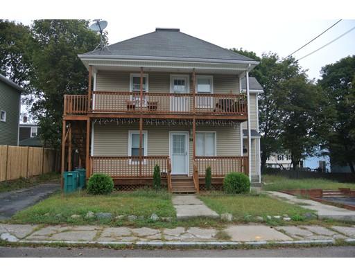 Single Family Home for Rent at 24 Bellmore Street 24 Bellmore Street Attleboro, Massachusetts 02703 United States