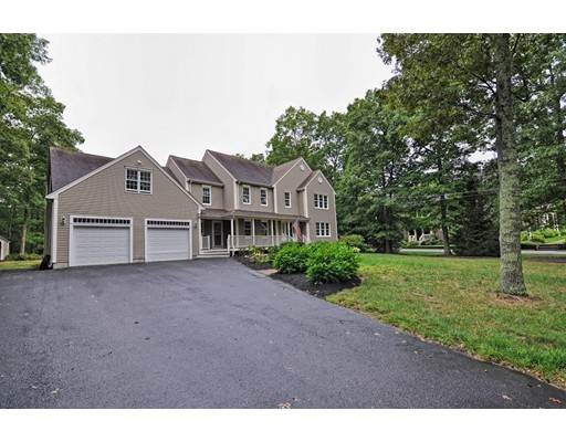 Casa Unifamiliar por un Venta en 20 Jocelyn Circle Taunton, Massachusetts 02780 Estados Unidos