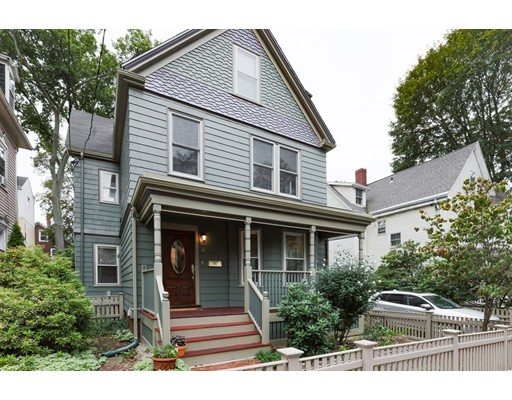Single Family Home for Sale at 16 Claremon Street Somerville, Massachusetts 02144 United States