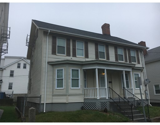 Single Family Home for Sale at 316 Bank Street Fall River, Massachusetts 02720 United States