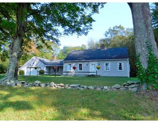 Single Family Home for Sale at 459 Mountain Road 459 Mountain Road Somers, Connecticut 06071 United States