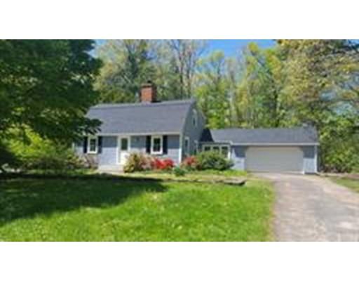 Single Family Home for Rent at 7 Ridgewood Road Wilbraham, Massachusetts 01095 United States
