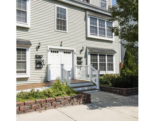 Condominium for Sale at 9 Everett Avenue Somerville, Massachusetts 02145 United States