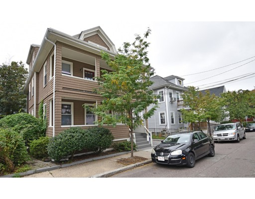 Condominium for Sale at 20 Malvern Avenue Somerville, Massachusetts 02144 United States