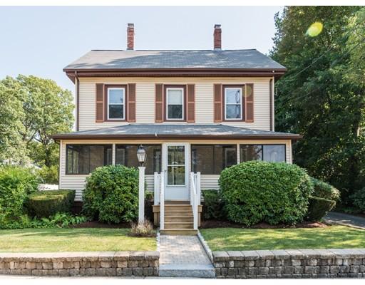 Mehrfamilienhaus für Verkauf beim 20 Minot Place Newton, Massachusetts 02460 Vereinigte Staaten