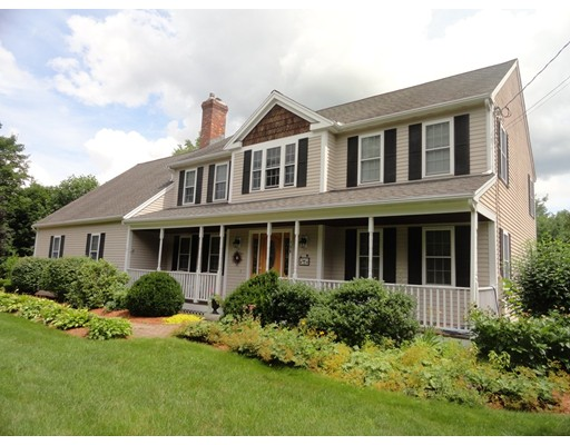 Single Family Home for Sale at 158 Arlington Street Acton, Massachusetts 01720 United States
