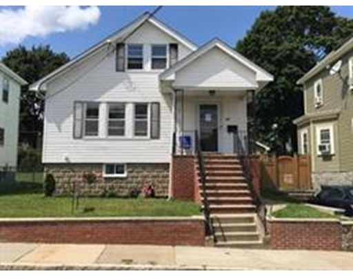 Open House Sat, Oct 21st  for 10:30-12:30 Price Change to 579,000! Seller is motivated !  Come see this remodeled, single family home with 3 bedrooms, 1 bath. MOVE IN condition, no maintenance required. Remodeled kitchen with granite countertops, new appliances, newly tiled first floor bathroom, spacious dining area with china cabinet, living room with french doors large foyer with coat closet plus  2) sunny bedrooms. Loft area could be used as a 3rd bedroom with it's walk- in closet and home office or family room. Sparkling, hardwood floors throughout the home. Unfinished basement with dorchester door, large windows, and lots of potential! New heating system! Electrical updated! Fully insulate! Roof new! Backyard large, flat and fenced in! Close to city! Come see it today!