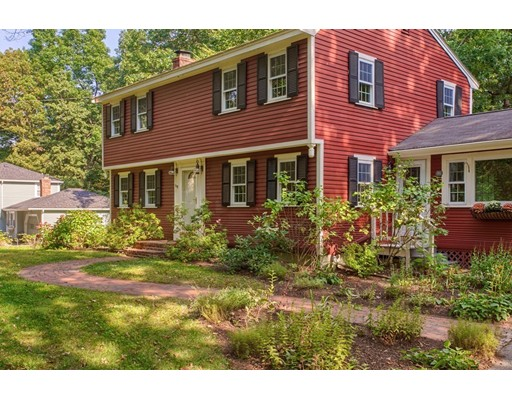 Maison unifamiliale pour l Vente à 93 Teele Road 93 Teele Road Bolton, Massachusetts 01740 États-Unis
