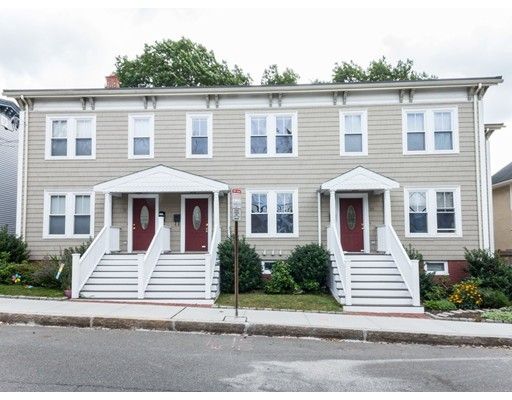 Condominium for Sale at 35 Lowell Street Somerville, Massachusetts 02143 United States