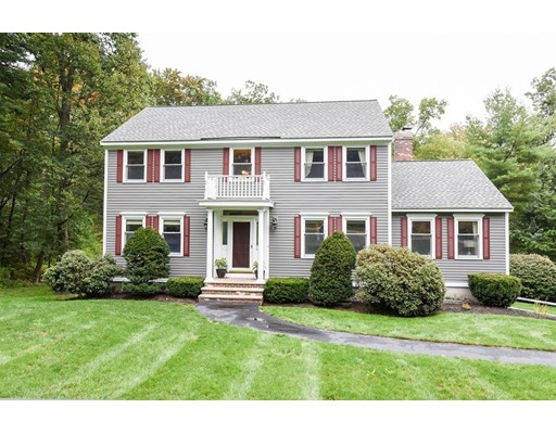 Single Family Home for Sale at 37 Almeria Circle Westford, Massachusetts 01886 United States