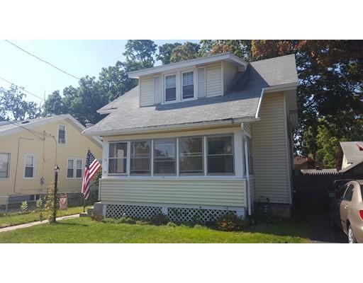 Maison unifamiliale pour l Vente à 38 Schley Street Springfield, Massachusetts 01109 États-Unis