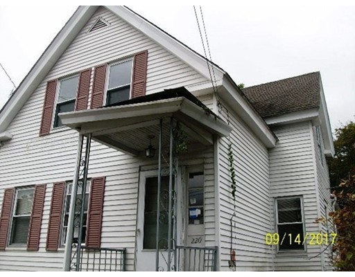 Single Family Home for Sale at 220 Streeterling Street Clinton, Massachusetts 01510 United States
