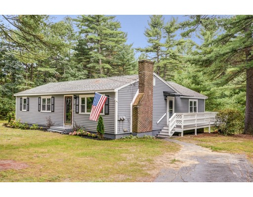 Single Family Home for Sale at 635 Townsend Road Groton, Massachusetts 01450 United States