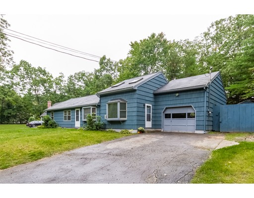 Single Family Home for Sale at 380 Townsend Road Groton, Massachusetts 01450 United States
