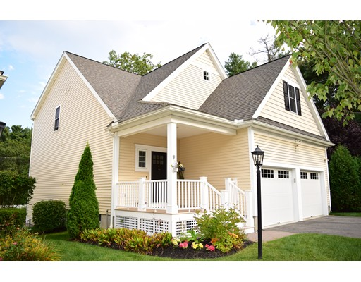 Single Family Home for Sale at 1 Monument Place Acton, Massachusetts 01720 United States