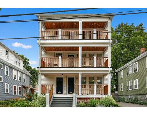 Condominium for Sale at 51 Raymond Avenue Somerville, Massachusetts 02144 United States