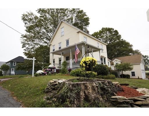 Частный односемейный дом для того Продажа на 57 Packard Street 57 Packard Street Hudson, Массачусетс 01749 Соединенные Штаты