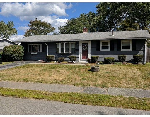 Single Family Home for Sale at 20 Clara Road Holbrook, Massachusetts 02343 United States