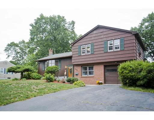 独户住宅 为 销售 在 112 Kenmore Drive Longmeadow, 马萨诸塞州 01106 美国