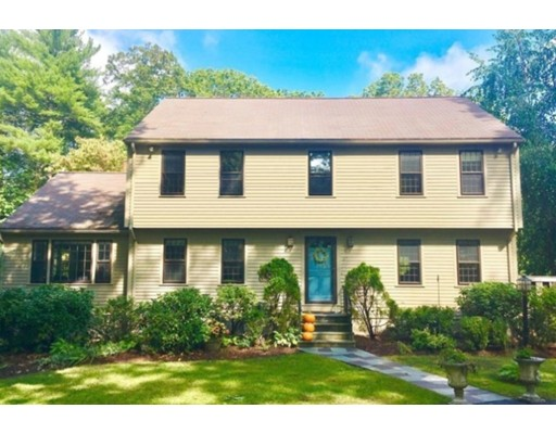 Single Family Home for Sale at 27 Eliot Hill Road Natick, Massachusetts 01760 United States