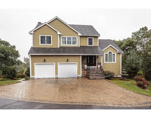 واحد منزل الأسرة للـ Sale في 129 Raffaele Drive 129 Raffaele Drive Waltham, Massachusetts 02452 United States