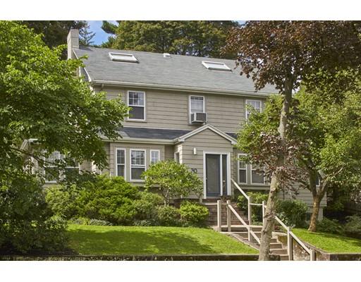Single Family Home for Sale at 30 Hillside Terrace Belmont, Massachusetts 02478 United States