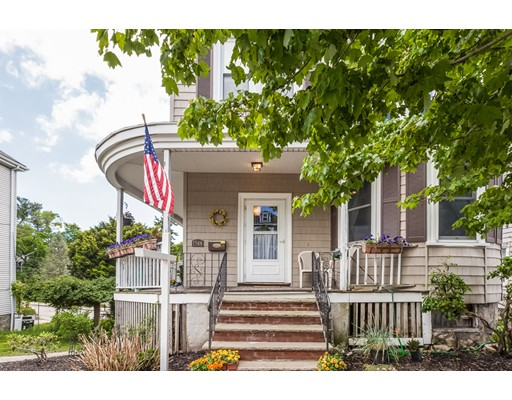 Single Family Home for Sale at 1588 Centre Street Boston, Massachusetts 02131 United States