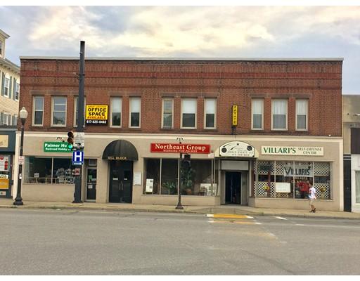Commercial pour l à louer à 1428 Main Street 1428 Main Street Palmer, Massachusetts 01069 États-Unis