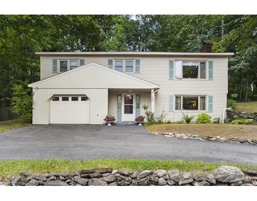 独户住宅 为 销售 在 12 Oakdale 12 Oakdale Nashua, 新罕布什尔州 03062 美国