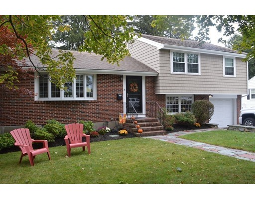 Single Family Home for Sale at 8 Wingate Road Waltham, 02451 United States