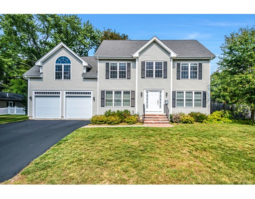 Single Family Home for Sale at 1 Terrane Avenue Natick, Massachusetts 01760 United States