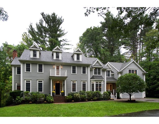 Single Family Home for Sale at 38 Sabrina Road Wellesley, Massachusetts 02482 United States