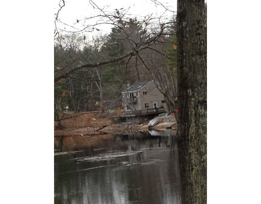 Single Family Home for Sale at 19 Baby Beach Road Groton, Massachusetts 01450 United States