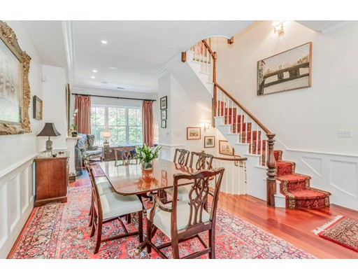 Single Family Home for Sale at 31 Appleton Street 31 Appleton Street Boston, Massachusetts 02116 United States