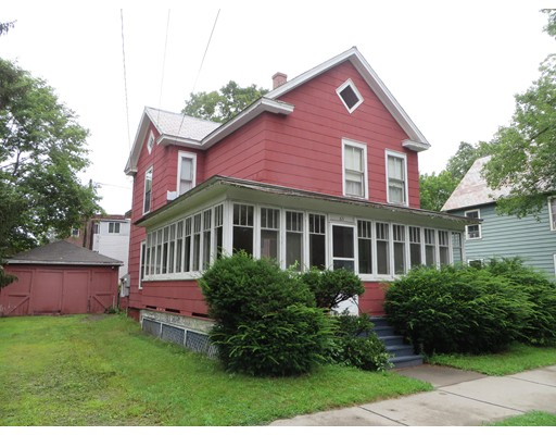 Single Family Home for Sale at 63 Park Street 63 Park Street Montague, Massachusetts 01376 United States