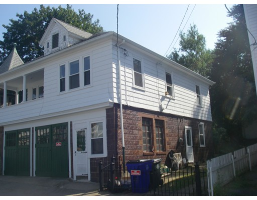 Single Family Home for Sale at 643 King Philip Street Fall River, Massachusetts 02724 United States