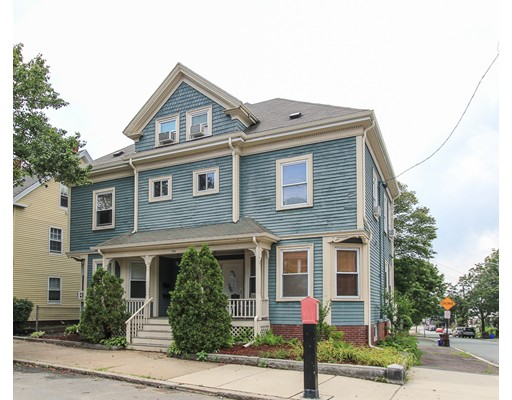 Single Family Home for Rent at 354 CABOT STREET 354 CABOT STREET Beverly, Massachusetts 01915 United States