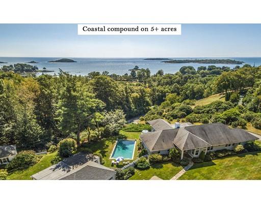واحد منزل الأسرة للـ Sale في 980 Hale Street 980 Hale Street Beverly, Massachusetts 01915 United States