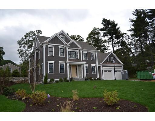 Single Family Home for Sale at 64 ROCKWOOD LANE 64 ROCKWOOD LANE Needham, Massachusetts 02492 United States